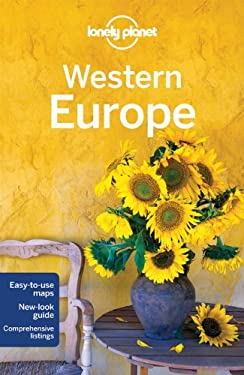 Lonely Planet Western Europe 9781741796797