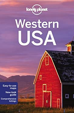 Lonely Planet Western USA 9781742205915