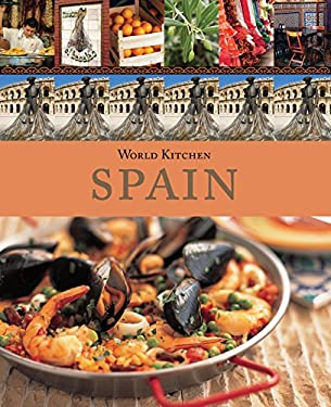 World Kitchen - Spain 9781741964400