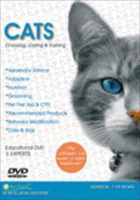 Cats: Choosing, Caring & Training