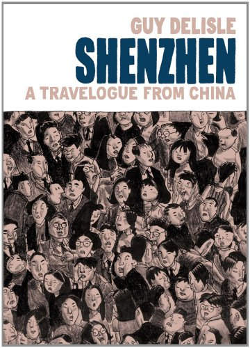 Shenzhen: A Travelogue from China 9781770460799