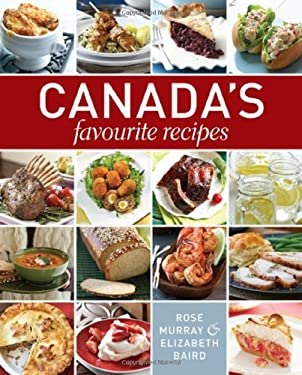 Canada's Favourite Recipes 9781770500983