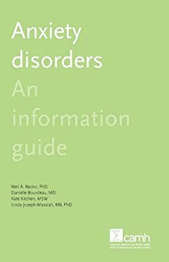 Anxiety Disorders: An Information Guide 9781770524286
