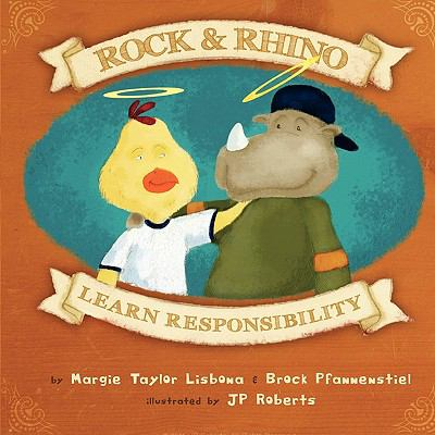 Rock and Rhino Learn Responsibility 9781770675308