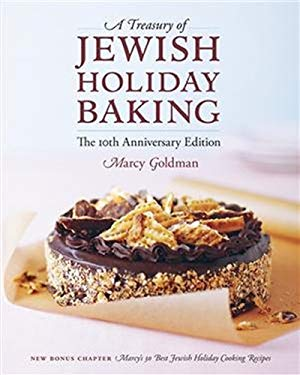 A Treasury of Jewish Holiday Baking 9781770500037