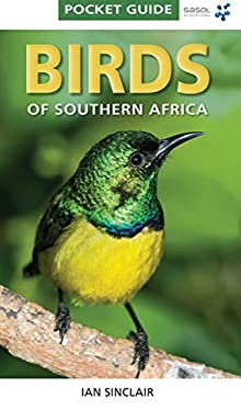 Birds of Southern Africa: Pocket Guide 9781770077690