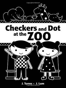 Checkers and Dot at the Zoo 9781770494428