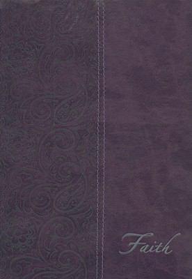 Faith Purple Two Tone Journal 9781770365421