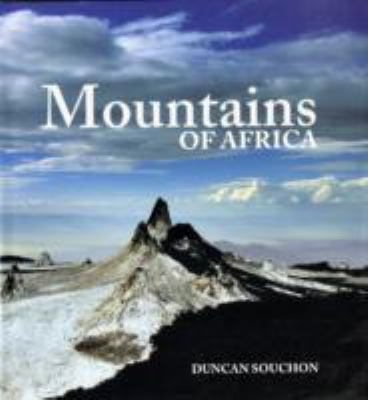 Mountains of Africa 9781770072183