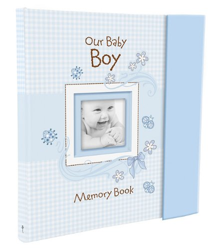 Our Baby Boy Memory Book 9781770364189