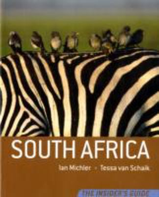 South Africa - the Insider's Guide 9781770075559