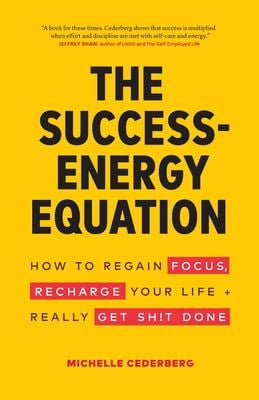 The Success-Energy Equation: How to Regain your Focus, Recharge your Life and Really Get Sh!t Done