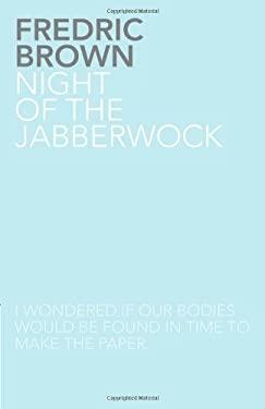 Night of the Jabberwock 9781780020006