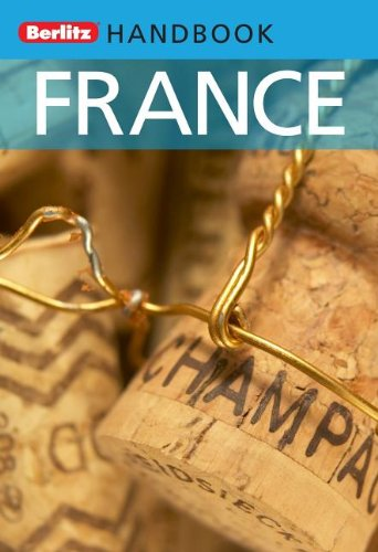 Berlitz Handbook: France 9781780041643