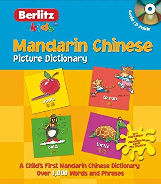 Mandarin Chinese Picture Dictionary [With CD (Audio)] 9781780042305