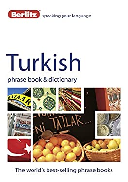 Berlitz Turkish Phrase Book & Dictionary 9781780042541