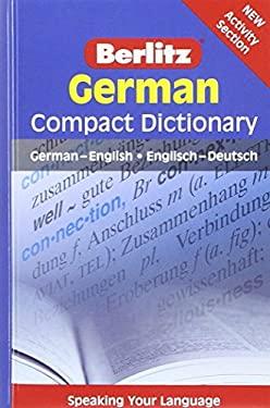 Berlitz German Compact Dictionary: German-English/Englisch-Deutsch 9781780042589