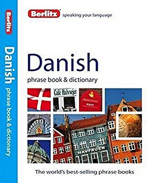Berlitz Danish Phrase Book and Dictionary 9781780042640