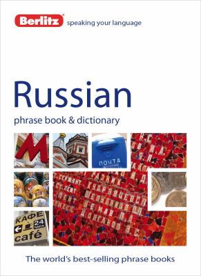 Berlitz Russian Phrase Book and Dictionary 9781780042688