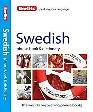 Berlitz Swedish Phrase Book and Dictionary 9781780042695