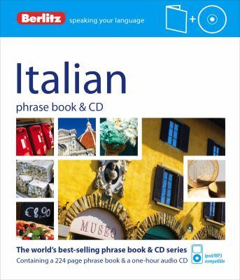 Berlitz Italian Phrase Book 9781780042732