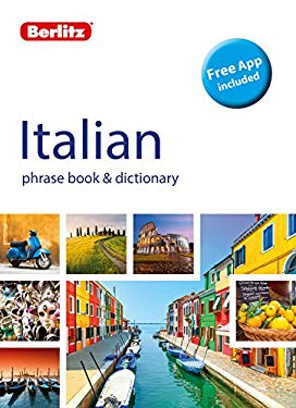 Berlitz Phrase Book & Dictionary Italian (Berlitz Phrasebooks)
