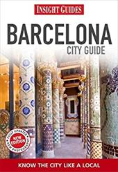 Insight Guide Barcelona City Guide 16613380