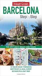 Insight Guides: Barcelona Step by Step Guide 19289658