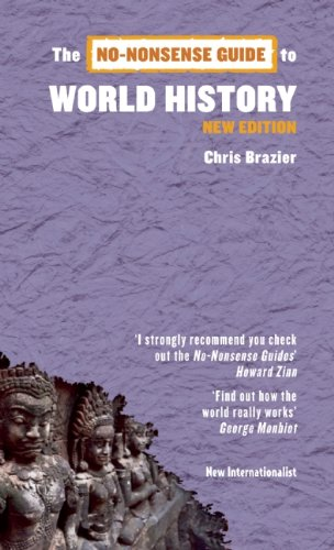 The No-Nonsense Guide to World History 9781780260334