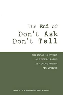 The End of Don't Ask Don't Tell 9781780391557