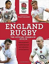 England Rugby Yearbook 2015/16 23419771
