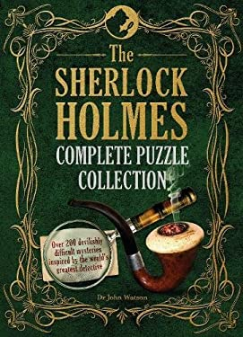 The Sherlock Holmes Complete Puzzle Collection