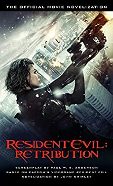 Resident Evil: Retribution - The Official Movie Novelization 9781781163153