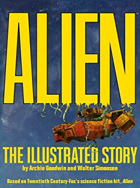 Alien - The Illustrated Story (Facsimile Cover Regular Edition) 9781781165959