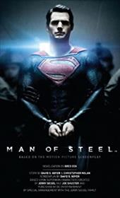 Man of Steel: The Official Movie Novelization 20563988