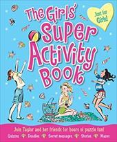 GIRLS SUPER ACTIVITY BOOK 20442920