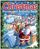The Christmas Puzzle and Activity Book 20940560