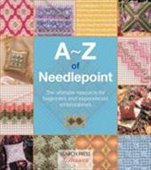The book encompasses 65 stitches, including the most popular and commonly known, cross stitch and tent stitch, with easy to follow instructions and over 1200 step-by-step photographs. Up-to-date information about fabrics, threads and tools along with dozens of helpful hints makes A-Z of Needlepoint a must have addition to any embroiderer's library.