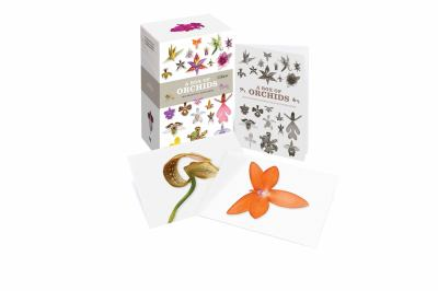 A Box of Orchids: 100 Beautiful Postcards