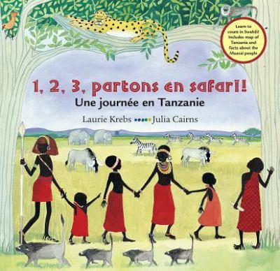 1,2, 3, Partons En Safari! (French Edition)