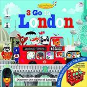 Three Go to London (3 Go) 22487416