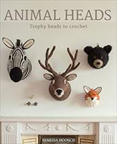 Animal Heads: Trophy Heads to Crochet 23759423