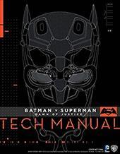 Batman V Superman: Dawn Of Justice: Tech Manual 23332302