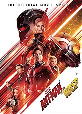 Ant-man and The Wasp - The Official Movie Special