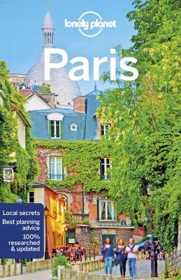 Lonely Planet's Paris Guidebook