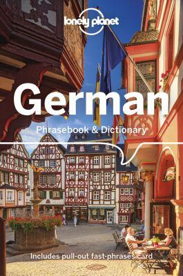 Lonely Planet German Phrasebook & Dictionary