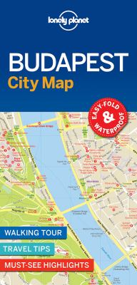 Budapest City Map (Travel Guide)