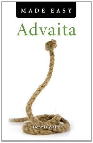Advaita Made Easy