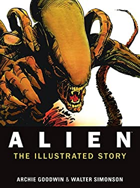 Alien - The Illustrated Story 9781781161296