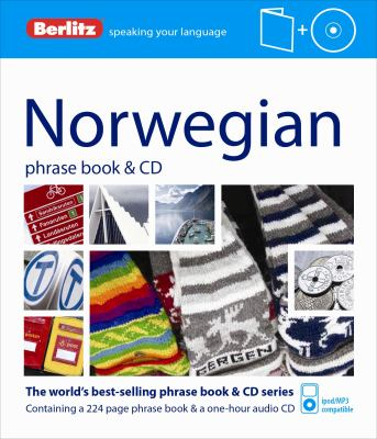 Berlitz Norwegian Phrase Book & CD [With Phrase Book] 9781780042978